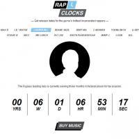 Rap Clocks, le site pour savoir quand Lauryn Hill et Fat Joe sortiront de prison