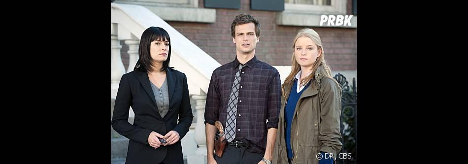 Esprits Criminels saison 9 :Paget Brewster devrait rejoindre ses camarades pour l'épisode 200
