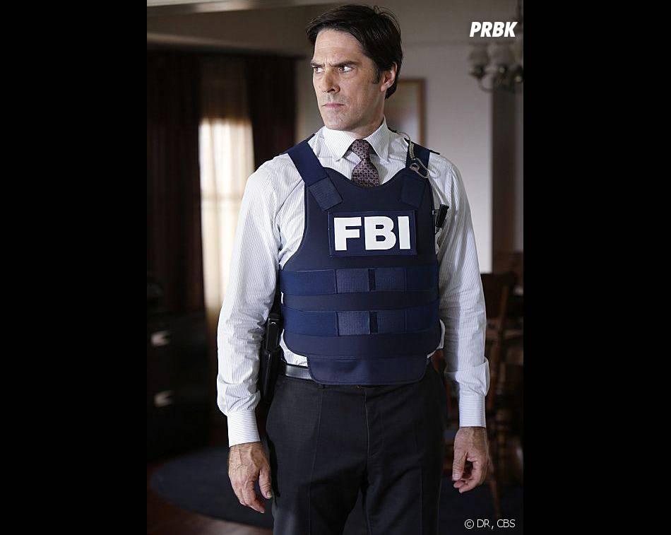 Esprits Criminels saison 9 : Hotch dans l'épisode 1