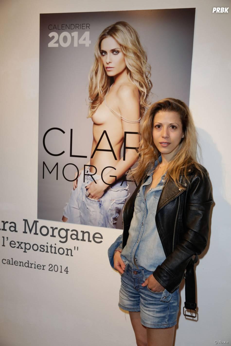 Tristane Banon à la soirée de lancement du calendrier 2014 de Clara Morgane