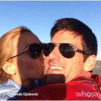 Novak Djokovic fiancé : Jelena Ristic prise dans ses filets