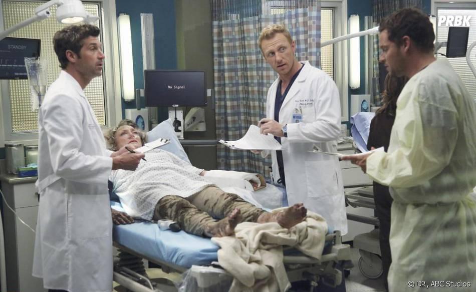Grey's Anatomy saison 10, épisode 1 : réunion de crise à l'hôpital