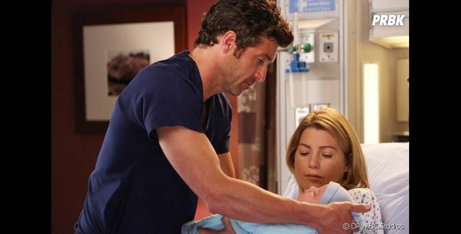 Grey's Anatomy saison 10 : Meredith et Derek vont pouponner