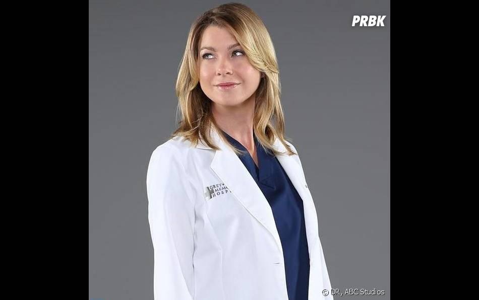 Grey's Anatomy saison 10 : Ellen Pompeo sur une photo promo