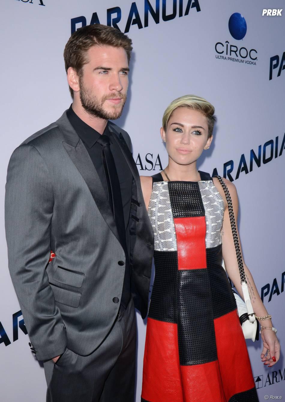 Liam Hemsworth et Miley Cyrus, c'est fini