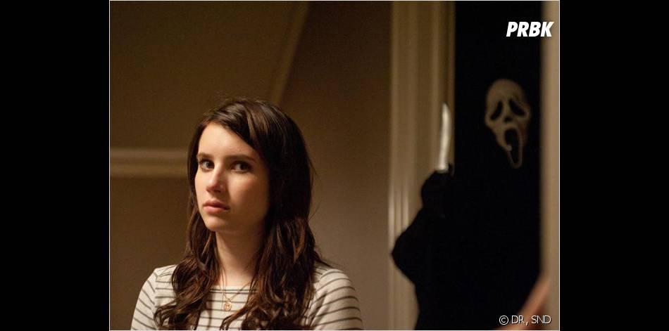 Emma Roberts dans Scream 4