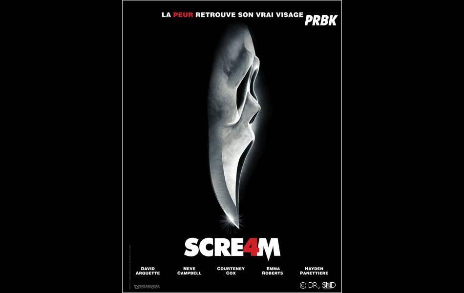 Scream 4 : gros carton au box-office en 2011