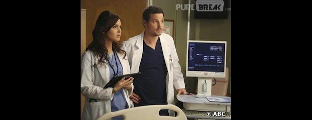 Grey's Anatomy saison 10 : Alex et Jo face à des tensions