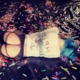 Kesha exhibe encore ses fesses sur Twitter