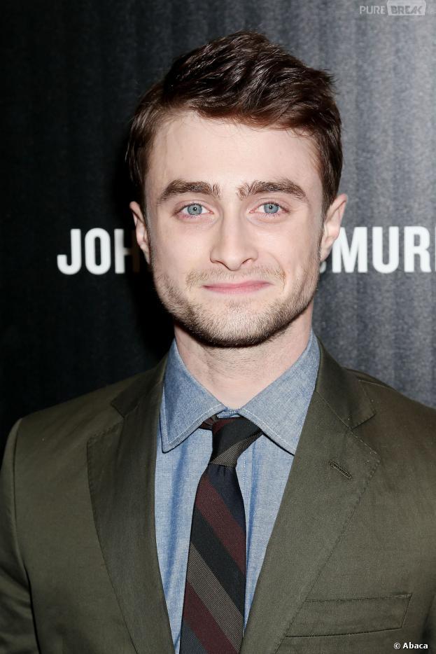 Daniel Radcliffe a séché les cours pour Harry Potter