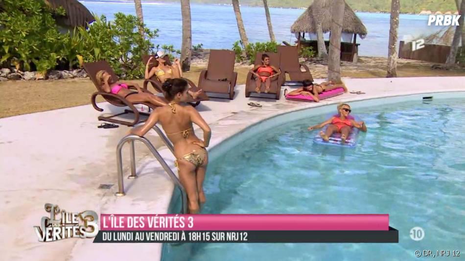 L'île des vérités 3 : les filles en mission shopping à Tahiti.