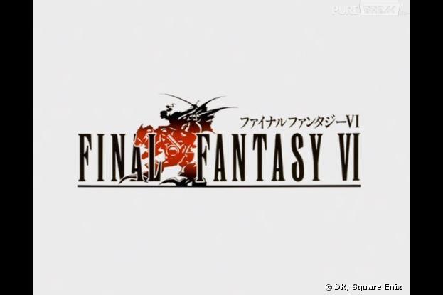 Final Fantasy 6 sortira fin 2013 sur les plates-formes iOS et Android