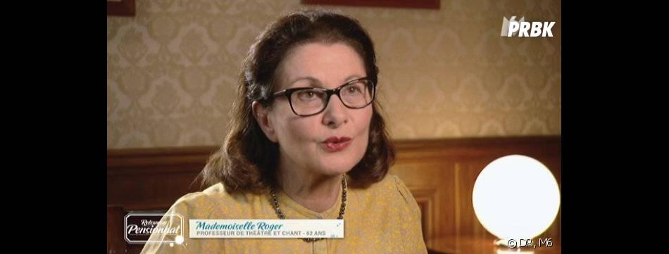 Retour au Pensionnat à la campagne : Mlle Roger ne lésine pas sur la discipline.