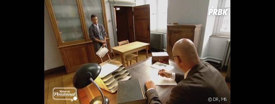 Retour au Pensionnat à la campagne : Dylan face au conseil de classe.