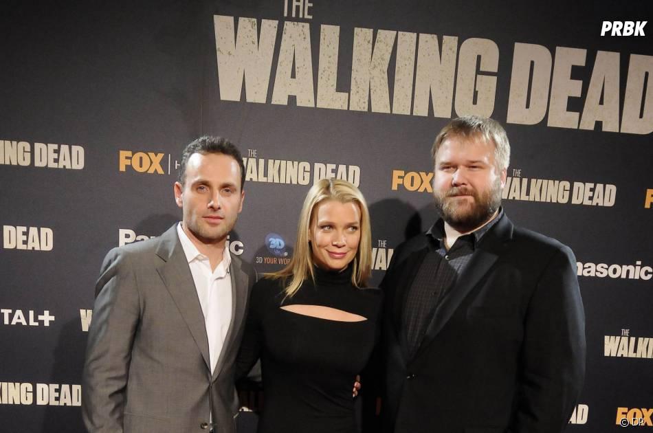 Robert Kirkman (à droite) va créer une nouvelle série