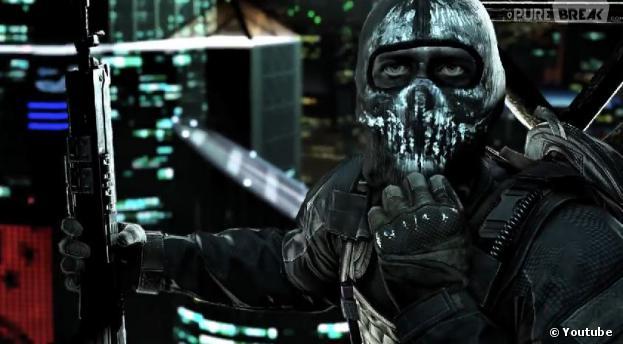 Call of Duty Ghosts : Activision veut battre les records de vente de GTA 5. Mission impossible ?