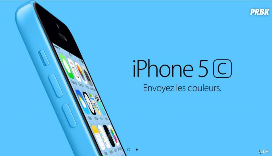 iPhone 5C est sorti le 20 septembre à partir de 599€