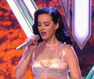 Katy Perry à la soirée de lancement de Prism à IHeartRadio le mardi 22 octobre