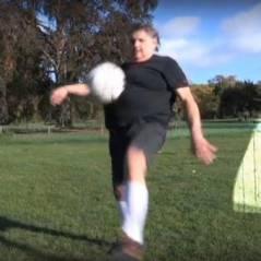 Pierre Ménès a fait ses 8 jongles, Patrice Evra à la retraite ?