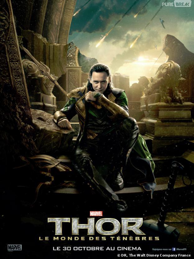 Loki : l'ennemi de Thor, incarné par Tom Hiddleston au cinéma, devient bisexuel dans les comics