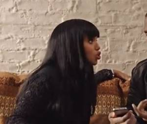 """Kerry Washington : """"What does my girl say"""", une parodie délirante du clip 'The Fox' d'Ylvis diffusée dans le SNL le 2 novembre 2013"""