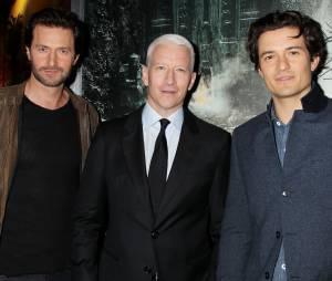 Richard Armitage, Anderson Cooper et Orlando Bloom à l'affiche du film The Hobbit 2, dans les salles le 11 décembre 2013