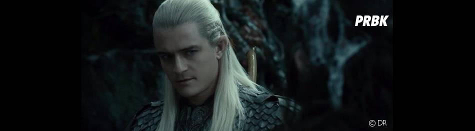 Le Hobbit 2 - la Désolation de Smaug : Legolas de retour