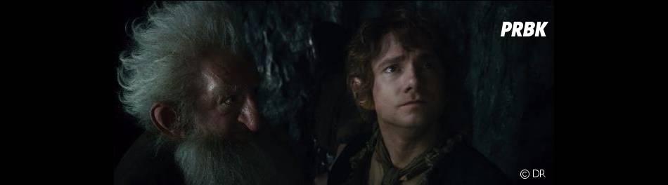 Le Hobbit 2 - la Désolation de Smaug : Bilbo va souffrir