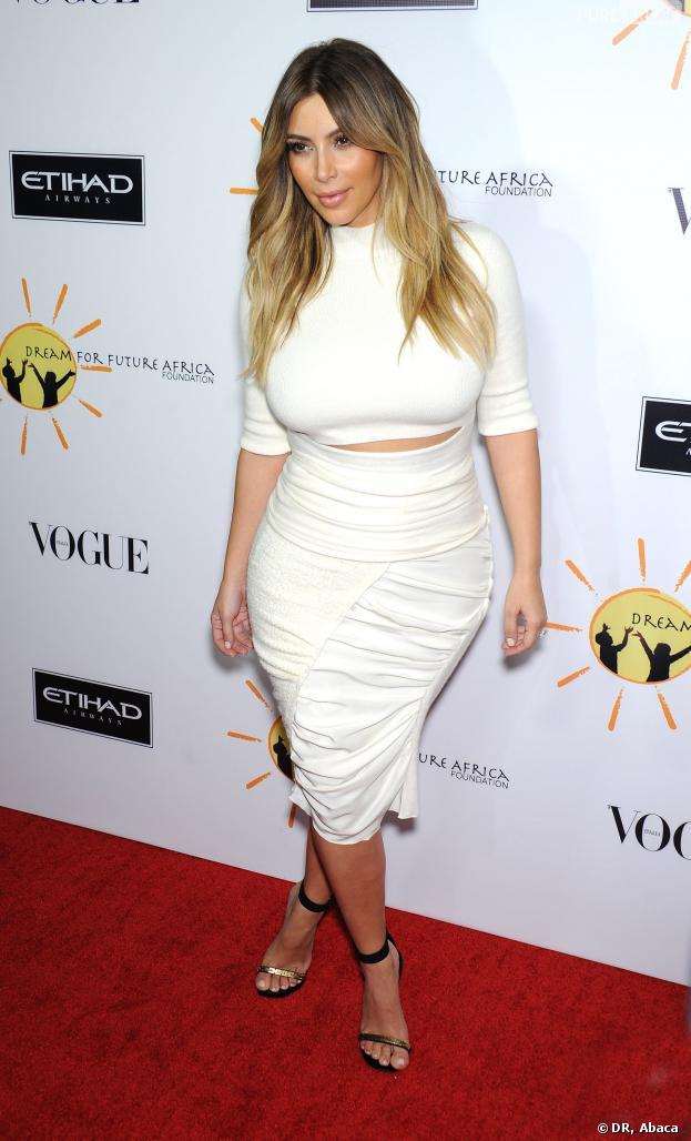 Kim Kardashian : sa sex-tape n'a pas plu à sa maman Kris Jenner