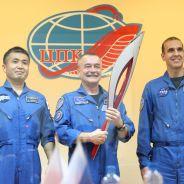 La flamme des JO de Sotchi dans l'espace : ce qu'on voudrait voir en orbite