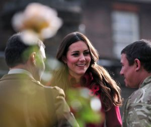 Kate Middleton et le Prince William célèbrent le Remembrance Day à Londres, le 7 novembre 2013