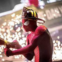 The Amazing Spider-Man 2 : Peter Parker en pompier, Electro effrayant