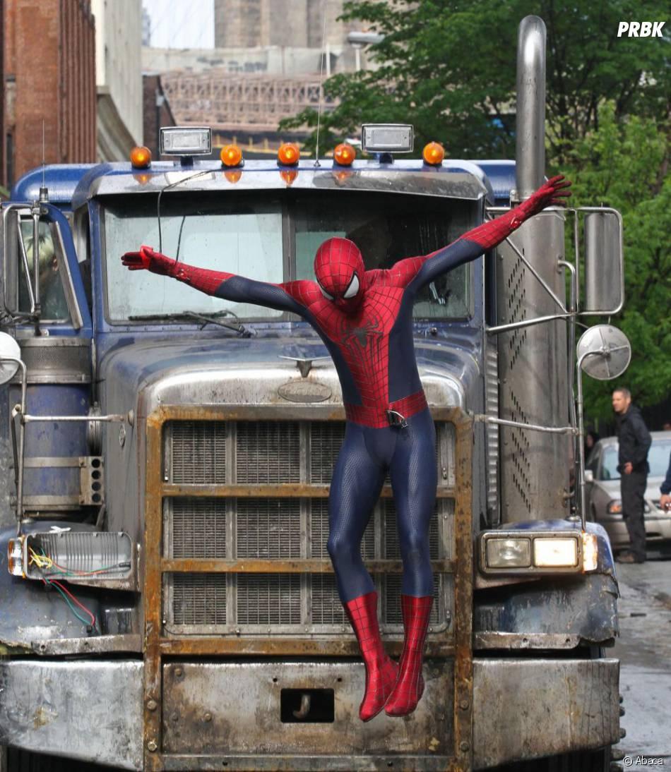 Peter Parker va se créer quelques problèmes dans The Amazing Spider-Man 2