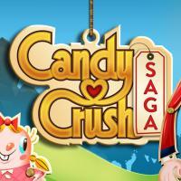 Candy Crush : de vrais bonbons, de ton mobile à l'estomac