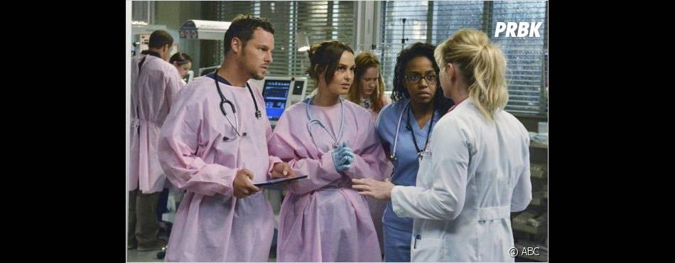 Grey's Anatomy : Alex et Jo roucoulent dans la saison 10