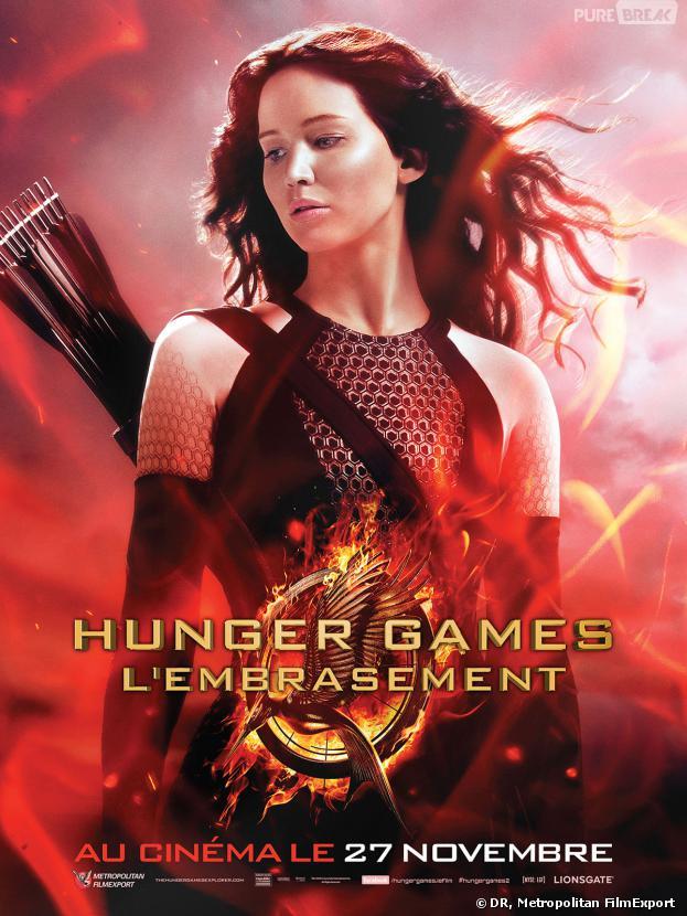 Hunger Games l'embrasement : nos première impressions