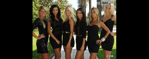 photo tirée de l'émission Hollywood Girls 3