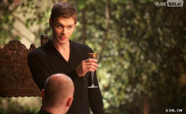 The Originals saison 1, épisode 9 : un dîner pour Klaus et Marcel