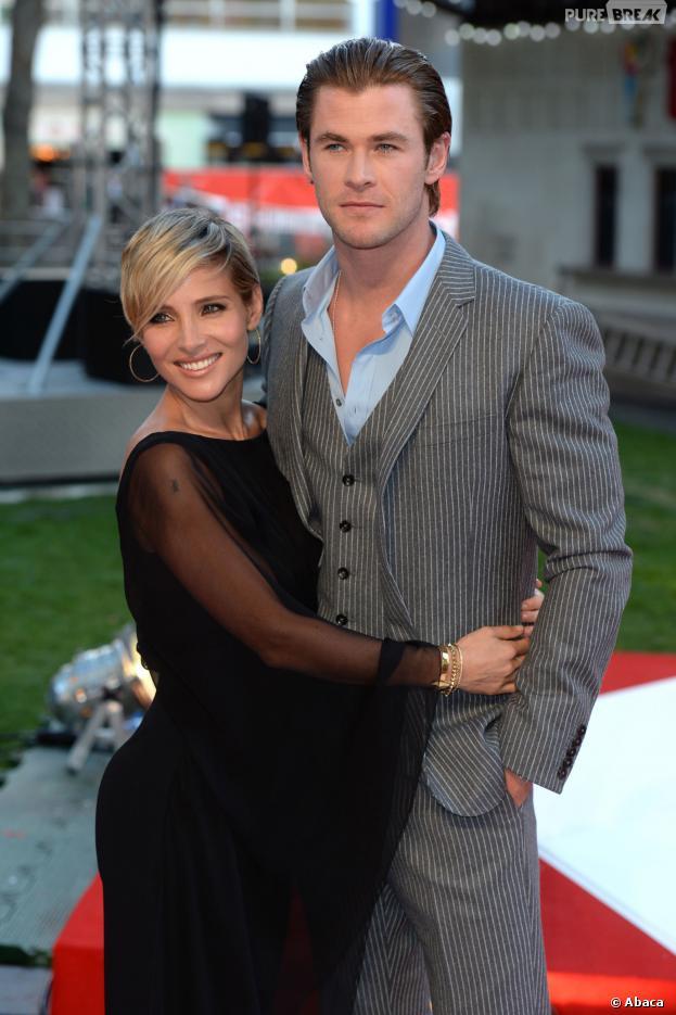 Chris Hemsworth bientôt papa d'un deuxième enfant ?