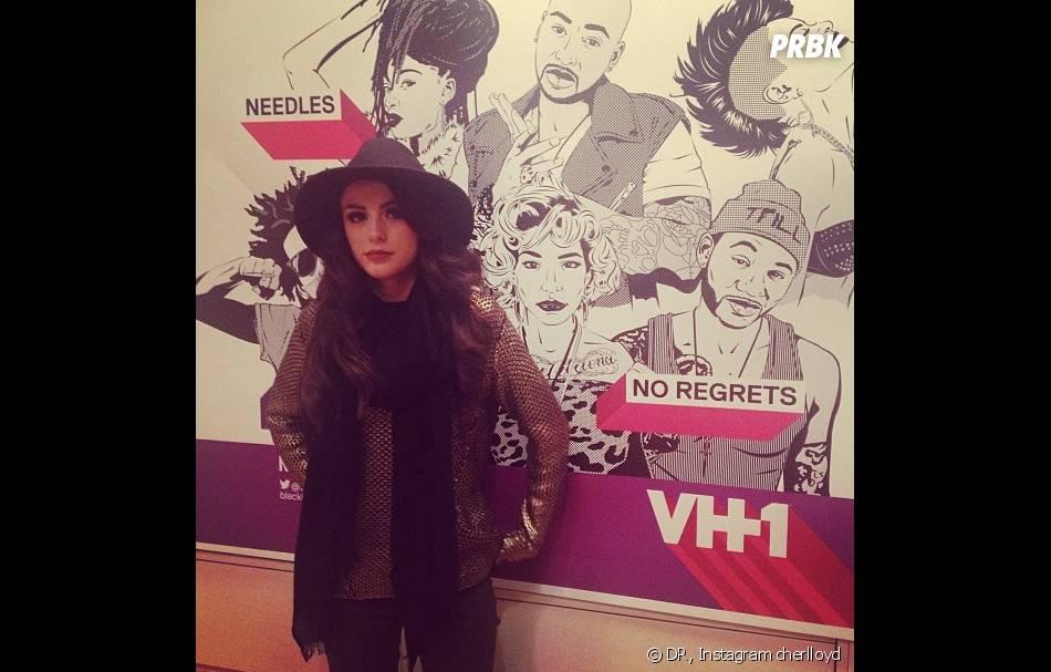 """Cher Lloyd a dit """"oui"""" à Craig Monk le lundi 18 novembre 2013"""