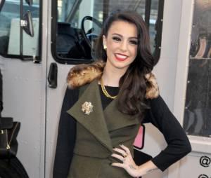 Cher Lloyd, une femme mariée heureuse