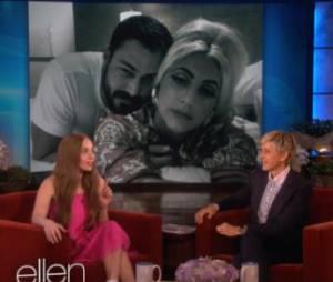 Lady Gaga parle de sa relation avec Taylor Kinney