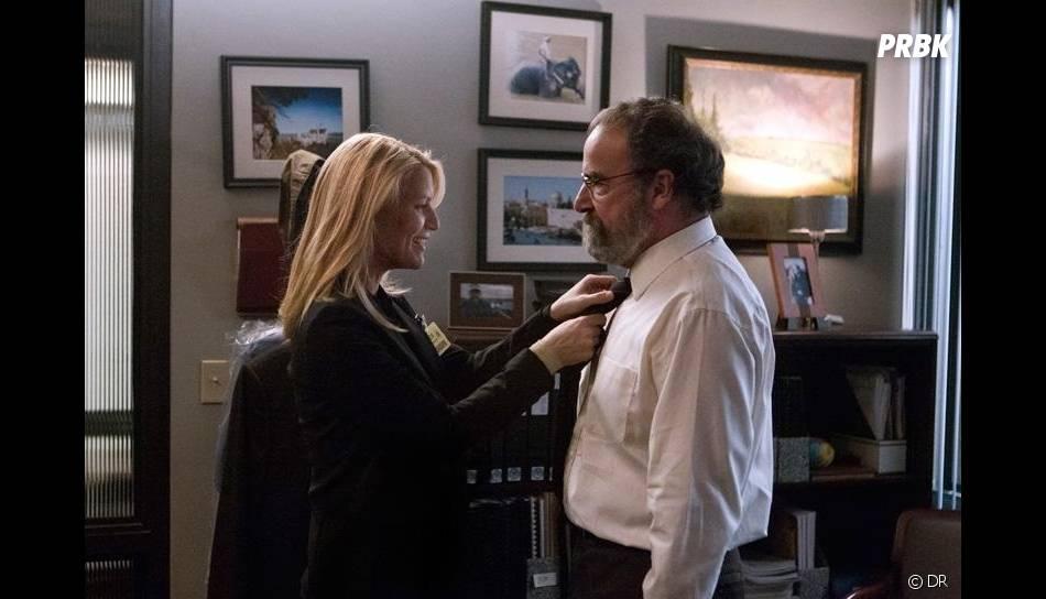 Homeland saison 2 : Carrie et Saul toujours en duo