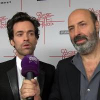 """Casse-tête chinois : """"Le film parle de problèmes plus importants"""" selon Romain Duris"""