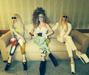 Lady Gaga dévoile ses poupées taille réelle