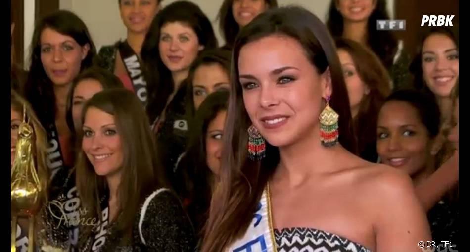 Miss France 2014 : Marine Lorphelin avait eu la meilleure note au test de culture générale l'année dernière