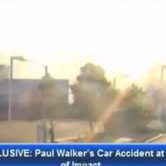 Paul Walker : la vidéo de son accident filmée par une caméra de surveillance