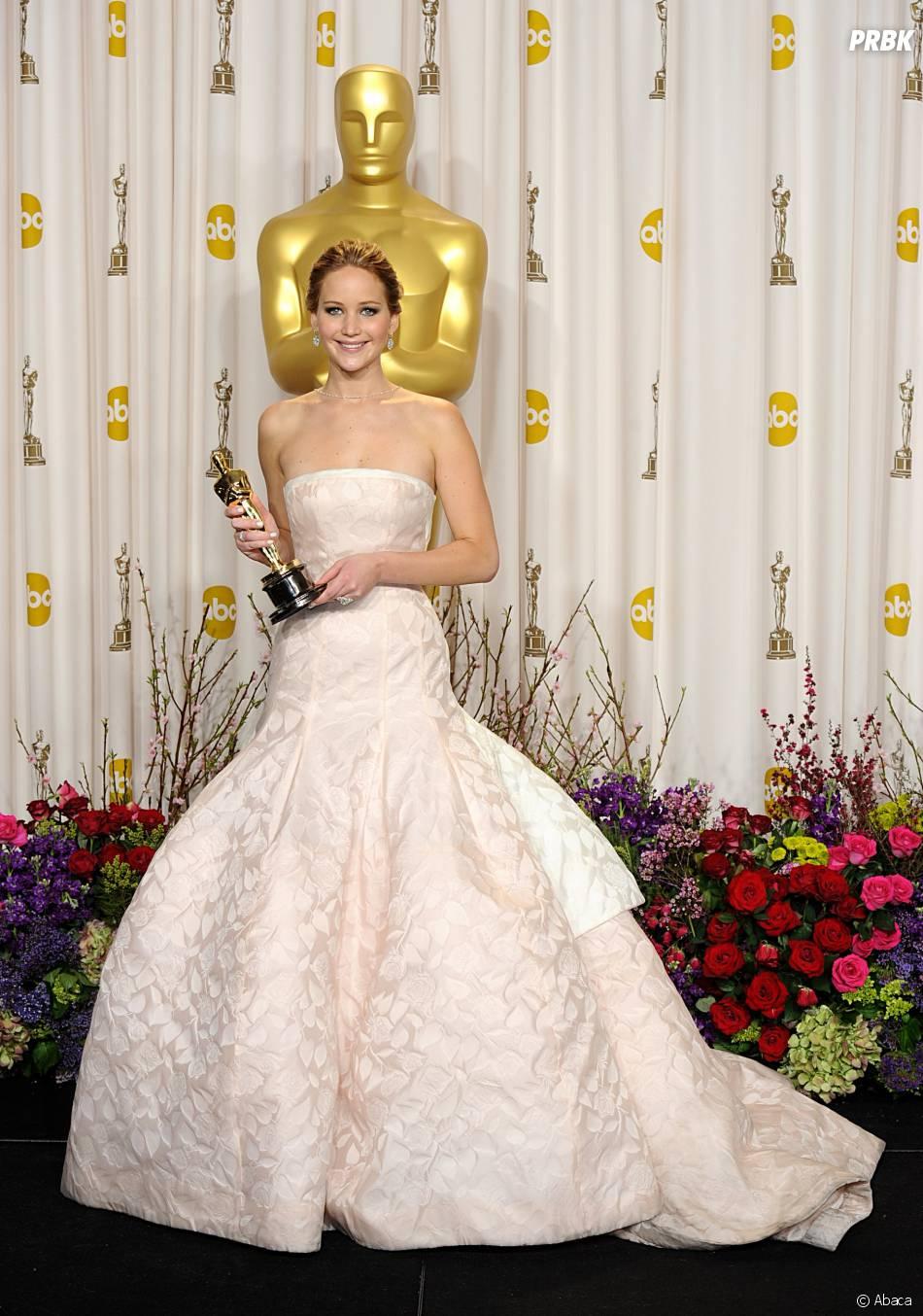 Jennifer Lawrence parmi les filles les plus sexy de 2013 selon GQ
