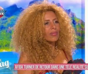Afida Turner de retour dans une télé-réalité sur M6