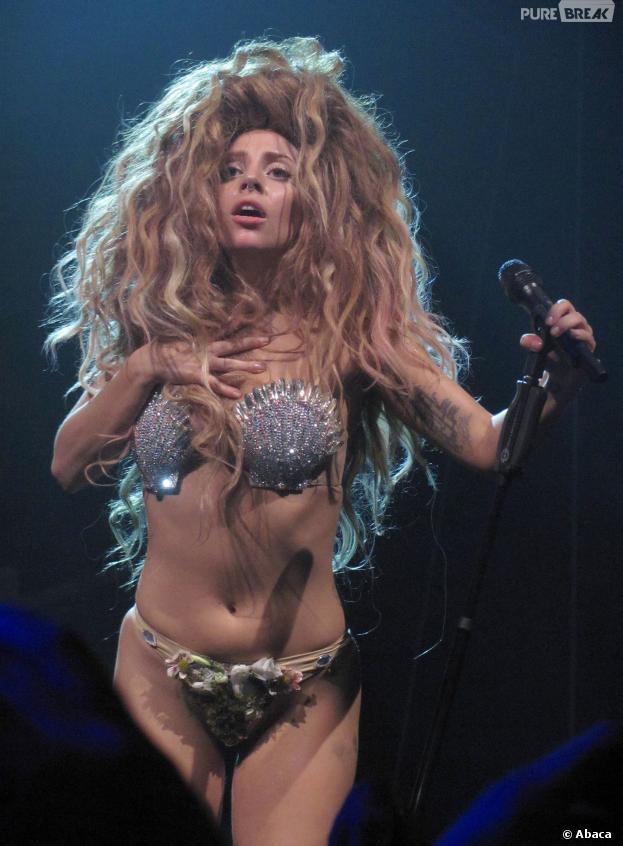 Lady Gaga : un documentaire sur Trace Urban pour Noël